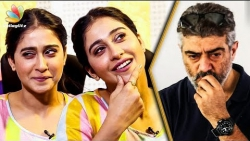 Regina to play Thala Ajith's Villain? | Interview | Gautham Karthik | Mr. Chandramouli Movie