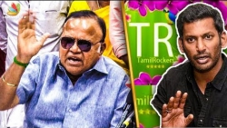 Reveal the Tamilrockers : Radha Ravi angry speech on Vishal |radha ravi latest speech