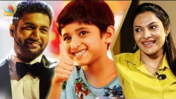 Jayam Ravi & Son was same in REAL & REEL Life : Rethika Srinivas Interview | Tik Tik Tik, Aarav Ravi