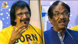 இந்த வயசுல என்னா ஆட்டம் : Chitra Lakshmanan and Director Barathiraja Speech