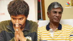 Vijays father SA Chandrasekhar met with an accident in Kerala