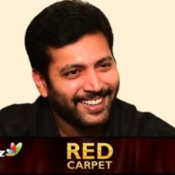 Jayam Ravi : My next with Gautham Menon and Arvind Swamy | Red Carpet Miruthan Interview