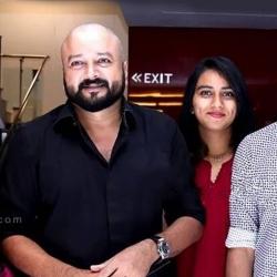 Jayaram's killer look for Telugu movies Bhagmathy