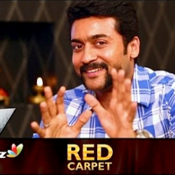 Suriya : I thank my mom for showing me village life in childhood