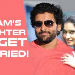 Vikram`s daughter to marry M.Karunanidhi`s great grandson!