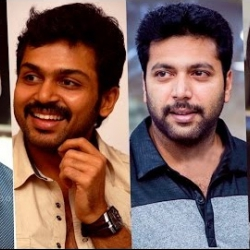 Vishal  Karthi Jeyam Ravi  Arya duos to act together