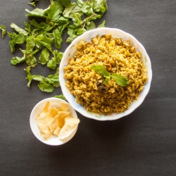 69: How to Make Coconut Mint Rice Recipe