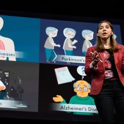 A new way to monitor vital signs (that can see through walls)   Dina Katabi