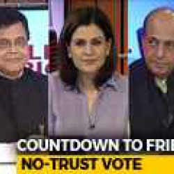 Opposition's No-Trust Motion: PM Modi's Show Of Strength?