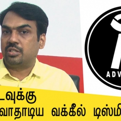 K Veeramani sacks advocate who filed complaint against Rangaraj Pandey from DK