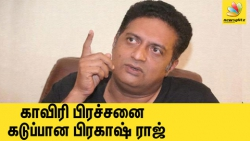 Prakash Raj walks out of TV interview after reporter raises Cauvery issue