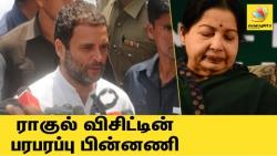 Rahul Gandhis visit to Apollo sparks new rumors