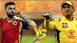 Thala Dhoni vs Virat Kohli : CSK & RCB Bangalore Match Preview | IPL 2018
