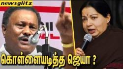 கொள்ளையடித்த ஜெயா, அமைச்சர் சர்ச்சை பேச்சு : Dindigul Srinivasan Speech about TTV Dinakaran
