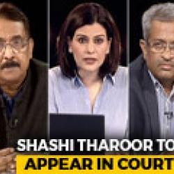 Shashi Tharoor To Stand Trial For Sunanda Pushkar's Death
