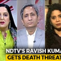 Death Threats To Ravish Kumar: How Journalists Are Hounded