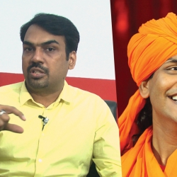 Rangaraj Pandey Interview : My challenging interveiws are with Modi, Vaiko..