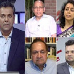 Rahul Gandhi Stokes Congress-BJP Mahabharata