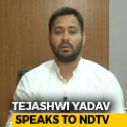 BJP Blocking Proper Probe In Facebook Scandal, Says Tejashwi Yadav
