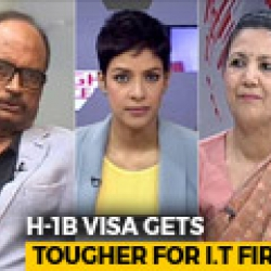 Indian IT Hit By New H-1B Visa Rules?
