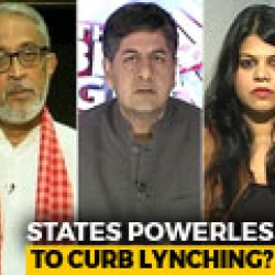 Can States Not Tackle Lynch Mobs?