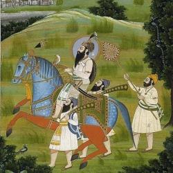 Guru Gobind Singh- The Expert Marksman