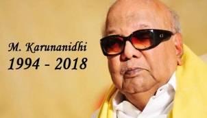 தலைவரை இழந்த திமுக | Thalaivarai Izhantha Dmk