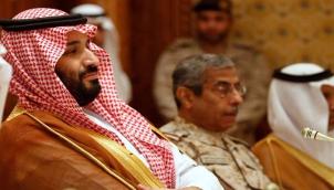Crown Prince says Saudis want return to moderate Islam