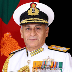 Indian Navy Chief meets Israeli Counterparts