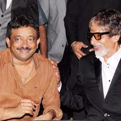 Ram Gopal Varma interviews Amitabh Bachchan : BIG B dismissed his question saying it's stupid
