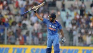 Rohit Sharma renders India number one in ODI