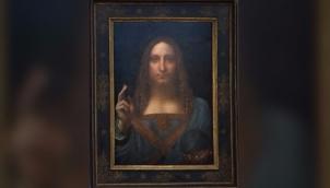 Leonardo da Vinci artwork sells for a record $450m