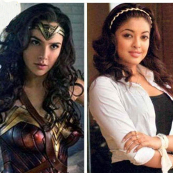 'Wonder Woman' Gal Gadot competed in Miss Universe 2004 with the former Indian Beauty Tanushree Dutta