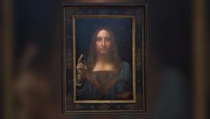 करीब 3 हज़ार करोड़ में बिकी जीसस की पेंटिंग | Leonardo da Vinci artwork sells for a record $450m