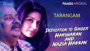 Dedication to Singer Hariharan and Singer Nazia Hassan...