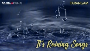 It's raining songs