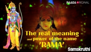 The real meaning and power of the name 'RAMA'