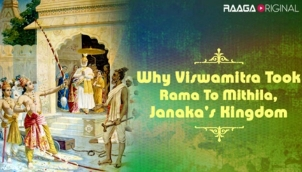 Why Viswamitra Took Rama To Mithila, Janaka's Kingdom