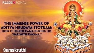 The immense power of Aditya Hrudaya Stotram: How it helped Rama during his war with Ravana
