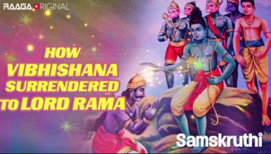 How Vibhishana surrendered to Lord Rama