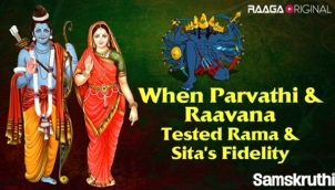 When Parvathi & Raavana Tested Rama & Sita's Fidelity