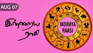 Indraya Raasi - Aug 07