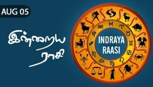 Indraya Raasi - Aug 05