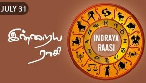 Indraya Raasi - Jul 31