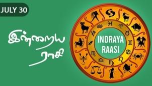 Indraya Raasi - Jul 30
