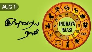 Indraya Raasi - Aug 01