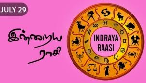 Indraya Rasi- July 29