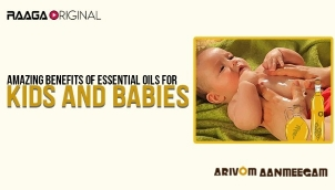 Amazing Benefits of Essential Oils for Kids and Babies