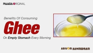 Benefits Of Consuming Ghee On Empty Stomach Every Morning