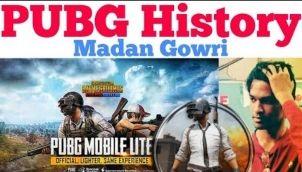 PUBG History